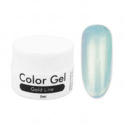 Barevný UV gel GOLD LINE 5ml - 10 (ET)