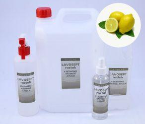 Dezinfekce na nástroje a plochy 200 ml sprej - aroma citron (AM)