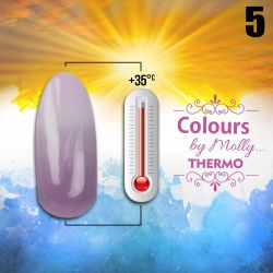 Gel lak Colours by Molly Thermo 05 - 10ml (A)