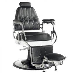Barbers křeslo GABBIANO LORD černé (AS)