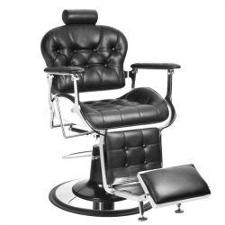 Barbers křeslo GABBIANO PREMIER černé (AS)