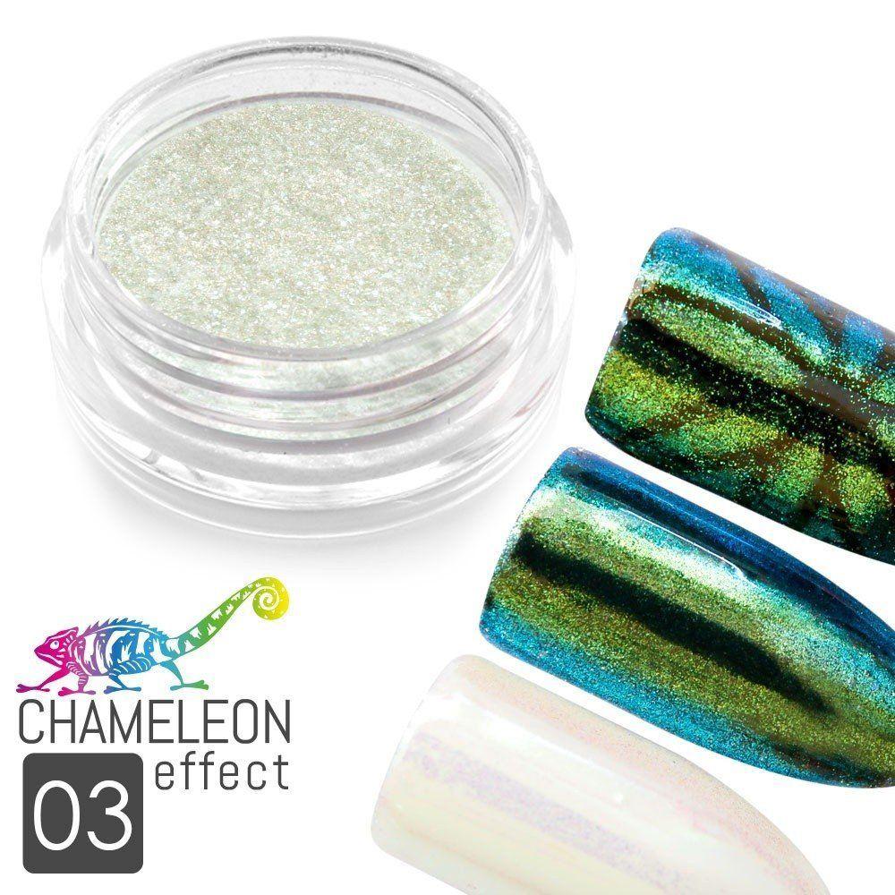 Pyl na nehty - CHAMELEON efekt 02