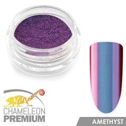 Pyl na nehty - PREMIUM CHAMELEON efekt 3 Amethyst (A)