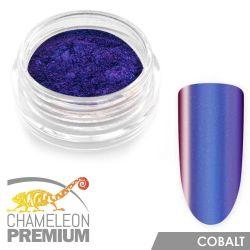 Pyl na nehty - PREMIUM CHAMELEON efekt 4 Cobalt (A)
