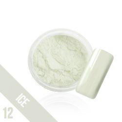Svítící zdobný prach Glow - 12. Ice (A)
