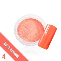 Svítící zdobný prach Glow - 4. Sweet Mandarin  (A)