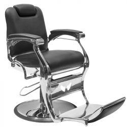 Barber křeslo ANGELO - černé (AS)