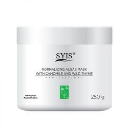 SYIS  Normalizační alginátová maska protizánětlivá s heřmánkem a tymiánem 250 g
