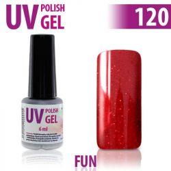 120.UV gel lak na nehty hybridní FUN 6 ml (A)