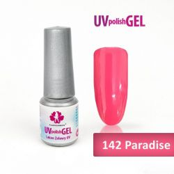 142.UV gel lak Paradise 6 ml (A)