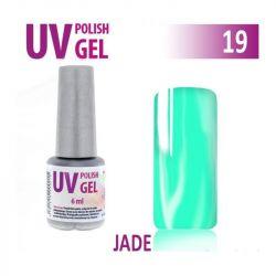 19.UV gel lak hybridní JADE 6 ml (A)