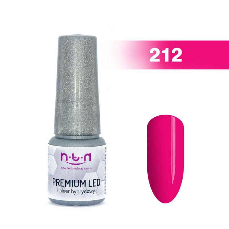 212.NTN Premium Led lak na nehty 6 ml