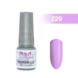 229.NTN Premium Led gel lak na nehty 6 ml (A)