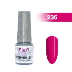 236.NTN Premium Led gel lak na nehty 6 ml (A)