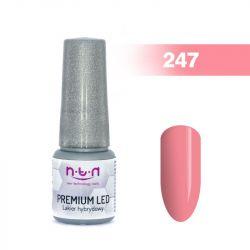 247.NTN Premium Led gel lak na nehty 6 ml (A)