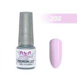 202.NTN Premium Led gel lak na nehty 6 ml (A)