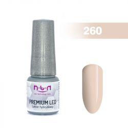 260.NTN Premium Led gel lak na nehty 6 ml (A)
