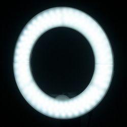 """Prstencová lampa RING LIGHT 12"""" 35W LED se stativem bílá"""