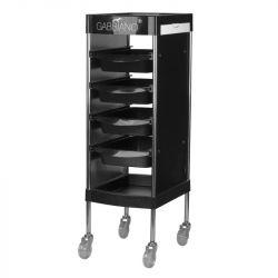 GABBIANO Odkládací stolek FX11 F černý