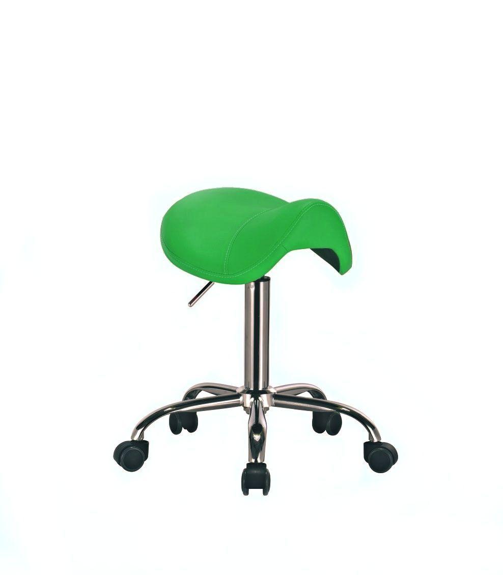 Kosmetická židle BULL zelená