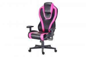 Herní židle CHAMPION - růžová