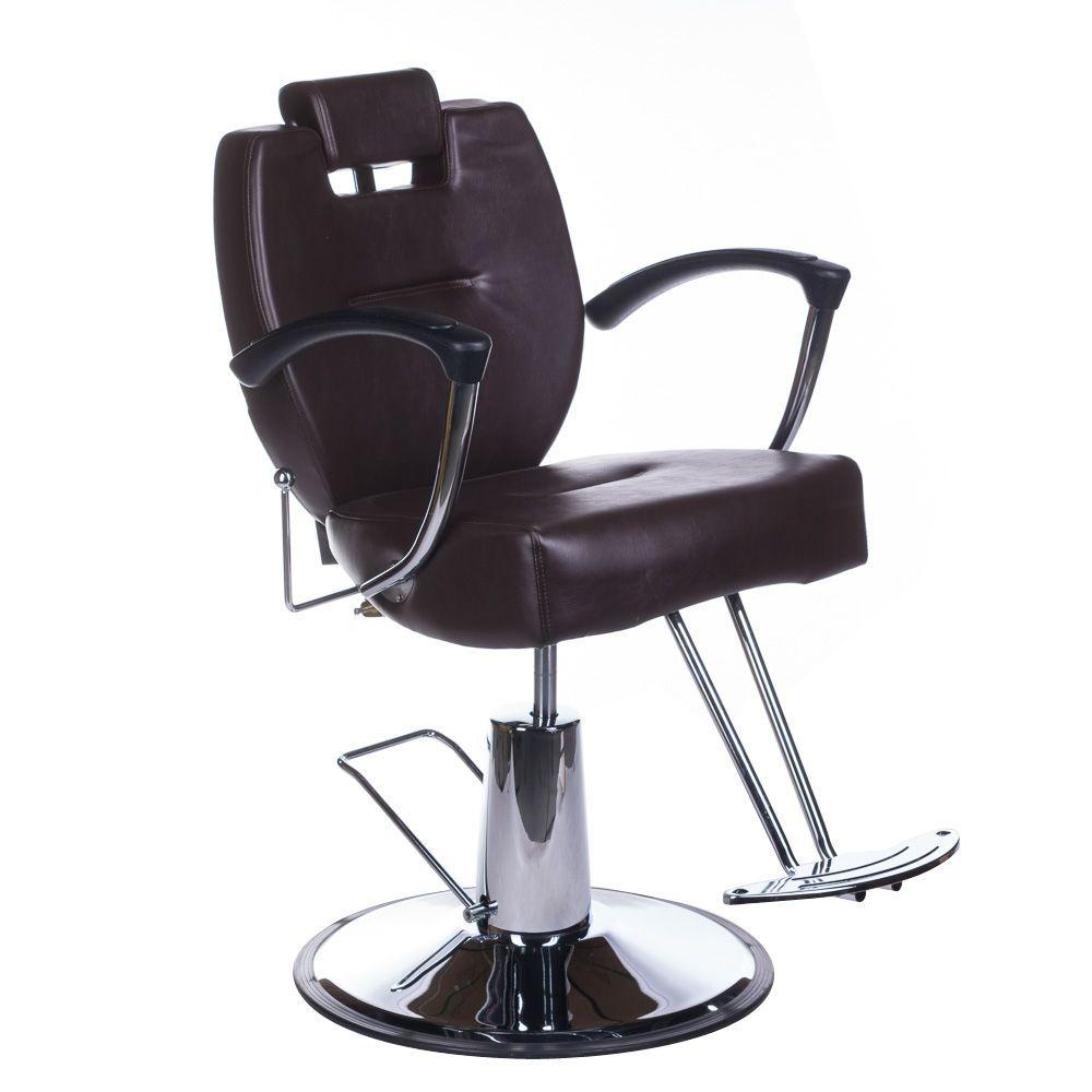 Barbers křeslo HEKTOR BH-3208 hnědá