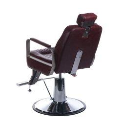 Barbers křeslo HOMER BH-31237 višňové