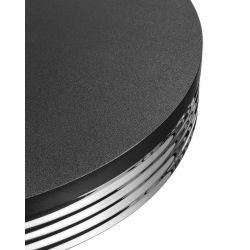 Barový stolek STO29 černý