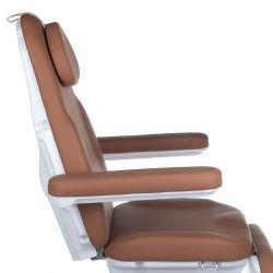 Elektrické kosmetické křeslo MODENA BD-8194 - hnědé