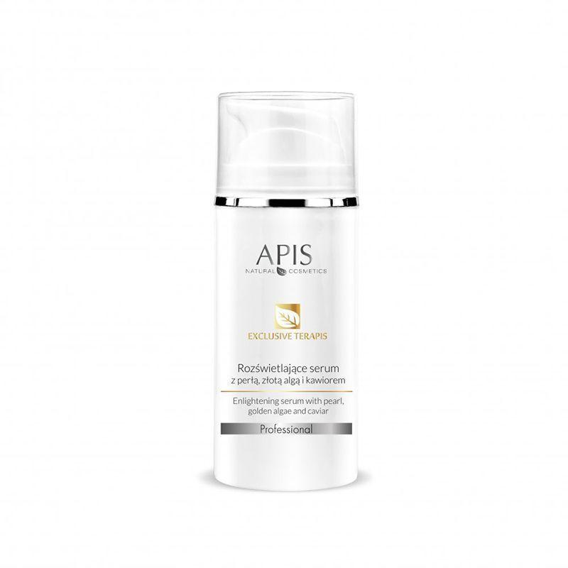 APIS Exclusive terApis rozjasňující oční sérum 50ml