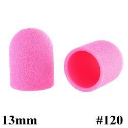 Brusné kloboučky 13 mm/120 - růžové (1 ks)