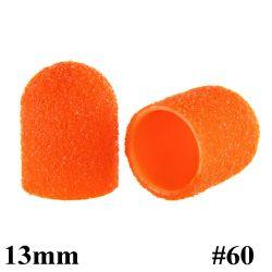 Brusné kloboučky 13 mm/60 - oranžové (1 ks)